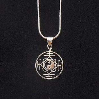 Wealth/Peace/Prosperity Pendant